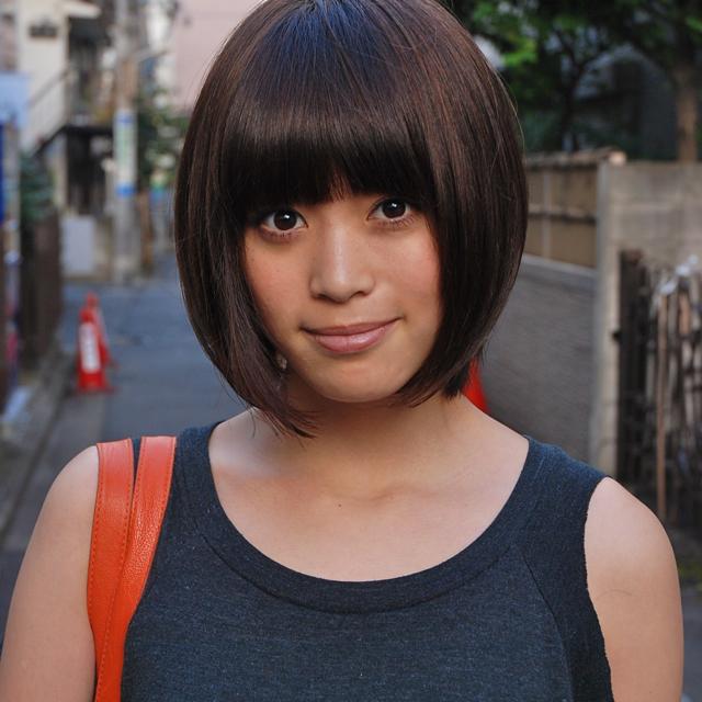洋服が素敵な坂田梨香子さん