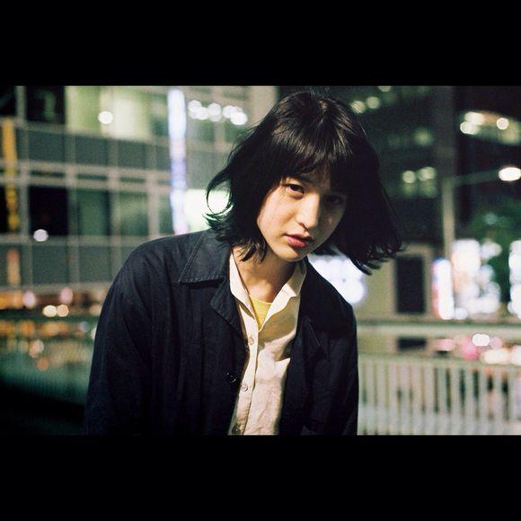 モデル兼写真家小角さん